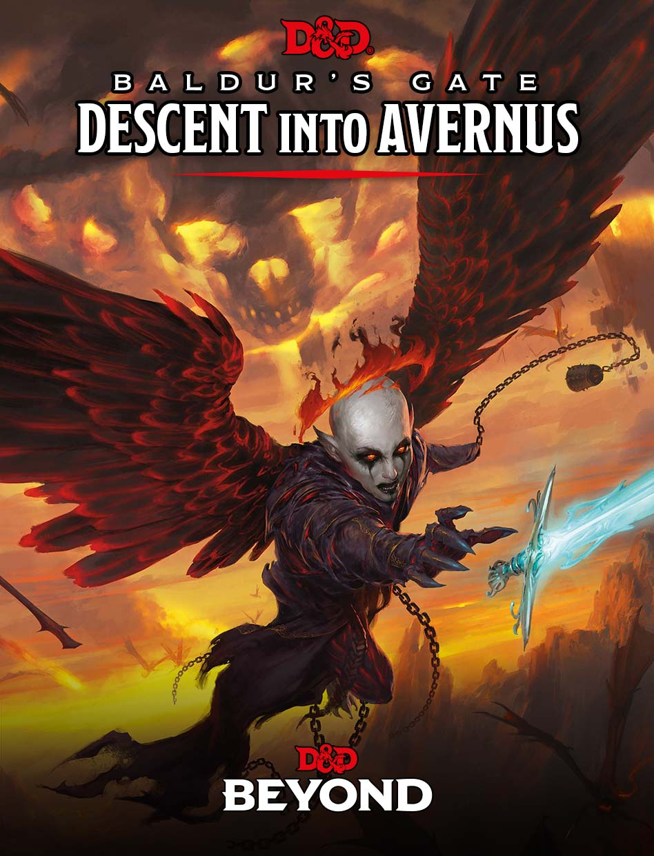 Baldur's Gate: Descent into Avernus - Adventures - Marketplace - D&D Beyond