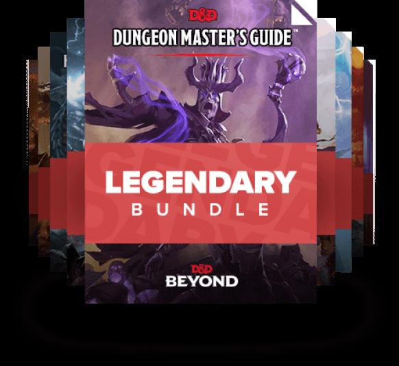 Legendary Bundle Art