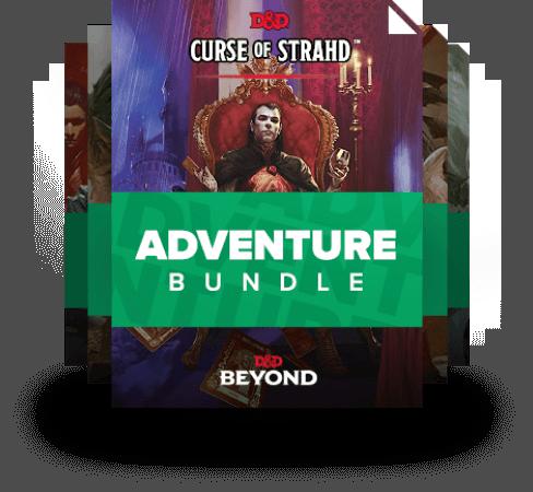 Adventure Bundle Art